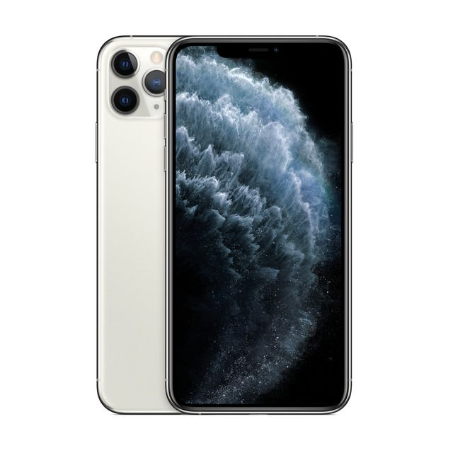 Apple Iphone 11 Pro 256gb Plata Móvil Libre Apple Iphone Iphone Iphones