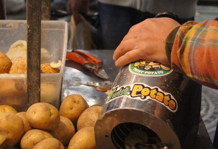 potato twister