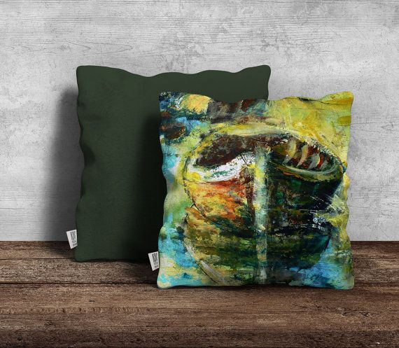 Set of 2 modern cushion cover featuring by PeachyArtandTreasure