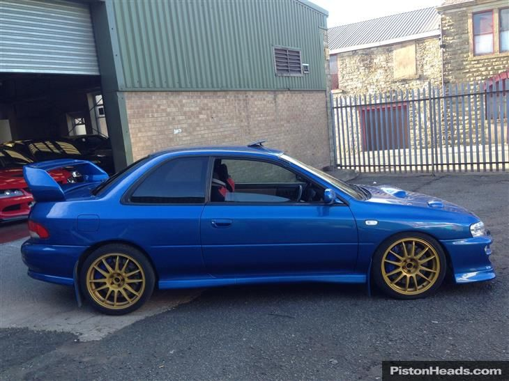 Used 1997 Subaru Impreza STI for sale in Lancashire | Pistonheads