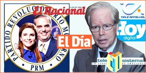 Acaudalado dueño periódicos y canales de TV, Pepín Corripio, dice nunca ha recibido presión de gobierno