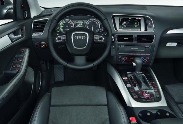 Audi Q5 Interior | 2015 Audi Q5 Hybrid Interior
