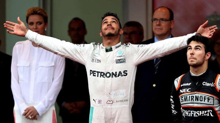 Großer Preis von Monaco | Red-Bull-Panne schenkt Hamilton den 1. Sieg in diesem Saison http://www.bild.de/sport/motorsport/gp-monaco/das-rennen-in-monaco-46023906.bild.html