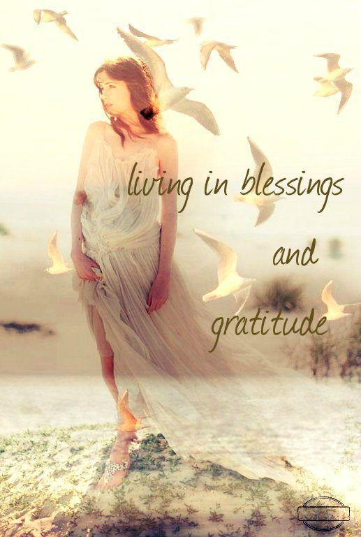 Gratitude ⊰❁⊱