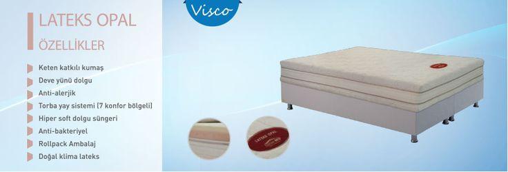 Örme kumaş   (Özel desen)    3D Spacer    (Hava sirkülasyonu)    Doğal klima Lateks    Fermauarlı Kılıf   (Yıkanabilir)    Yükseklik 26cm    CNC kesim   ( Soft sünger )      Micro torba yay sistemi  (7 Konfor Bölgeli)    Anti-Alerjik    Anti-Baktiriyel    Flatpack ambalaj    Rollpack ambalaj
