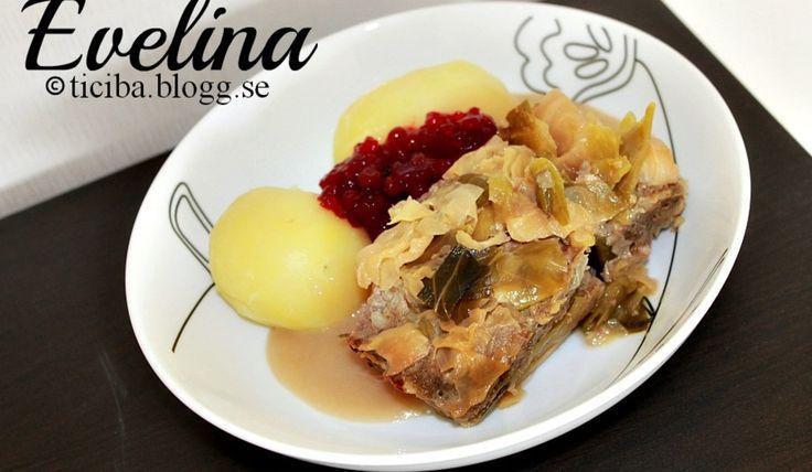 Godaste Kålpuddingen - Recept