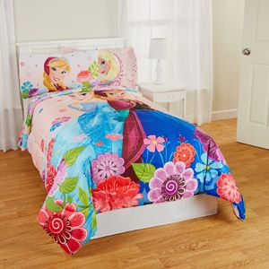 25+ best ideas about Frozen Bed Set on Pinterest | Frozen bedding ...