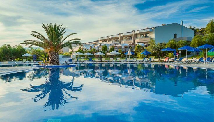 5* Anastasia Resort & Spa στην Χαλκιδική!