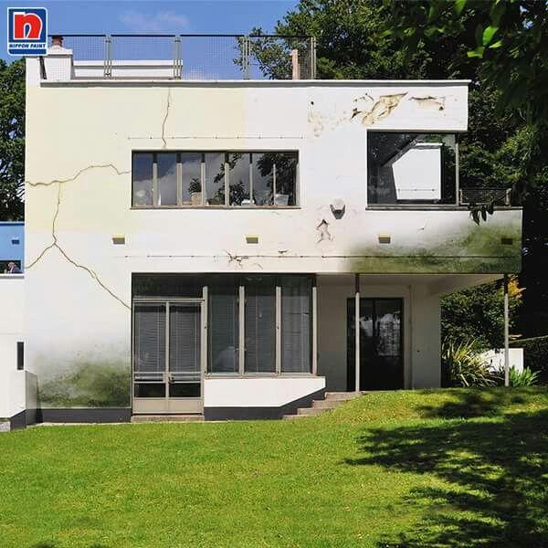 Perubahan cuaca di lingkungan rumah, membuat dinding mengalami berbagai kerusakan? Sahabat Nippon Paint bisa lihat tipsnya dihttp://bit.ly/tips-n-tools_masalah-n-solusi  #Tips#ImajinasiTanpaKompromi