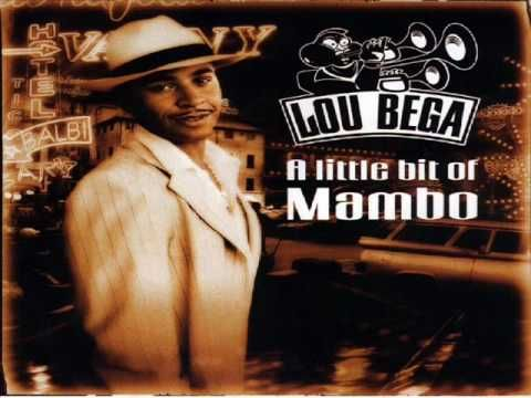 Lou Bega - Mambo No 5  Cool music, cool video. Deserves praise. Hard to believe the entire production is German: The composer/arranger/singer as well as the other performers. (The song is of course based on Cuban Dámaso Pérez Prado's Mambo No. 5 from 1949.