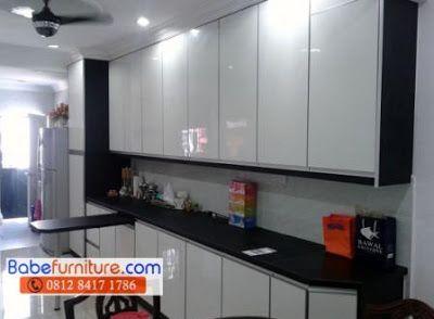Jasa Pembuatan Kitchen Set Serpong 0812 8417 1786: Kitchen Set Minimalis Modern
