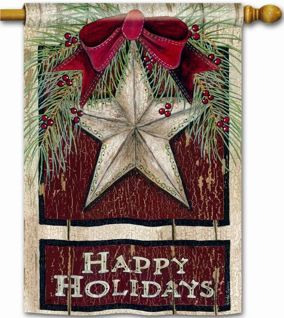 Holiday Barn Star $27.98