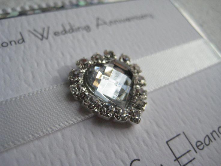 Diamond Wedding Gift Ideas: 17 Best Images About Diamond Wedding Anniversary Gift