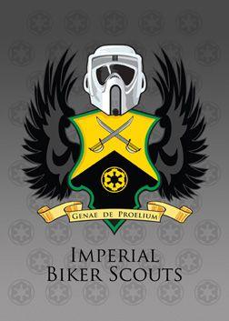 Star Wars: Genae De Proelium - Imperial Biker Scouts