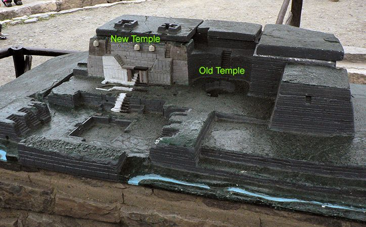 Many believe it was built by Anunnaki as a mining place.