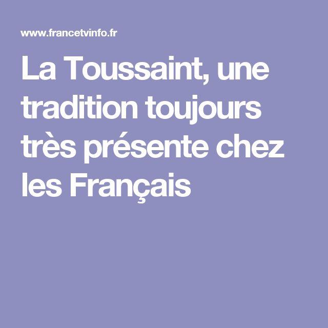 La Toussaint, une tradition toujours très présente chez les Français