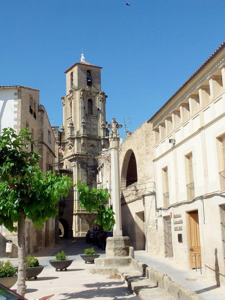 Calaceite. Teruel. Spain.   [By Valentín Enrique].