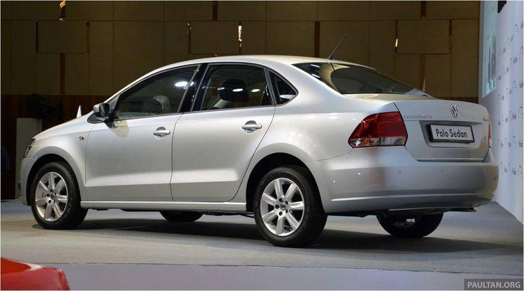 Volkswagen, Polo Sedan