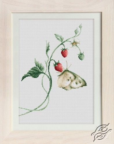 Aroma of Summer - Cross Stitch Kits by Luca-S - B2268