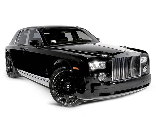 rose royce car | Rolls royce phantom pictures |Its My Car Club