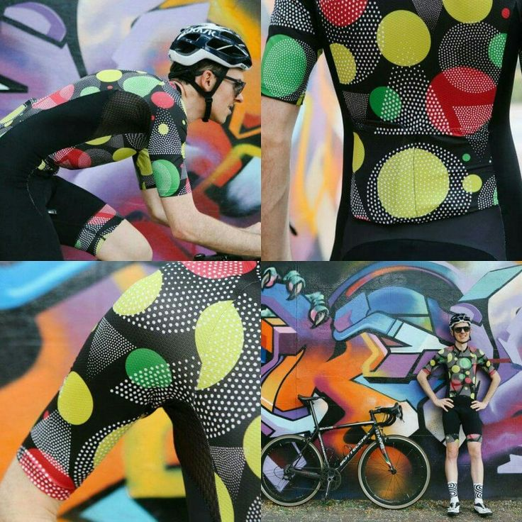 Custom One Off Skinsuit Spin Cycle Clothing