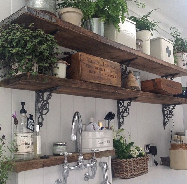 Kitchen Shelf Decor Ideas: 19 Amazing Kitchen Decorating Ideas