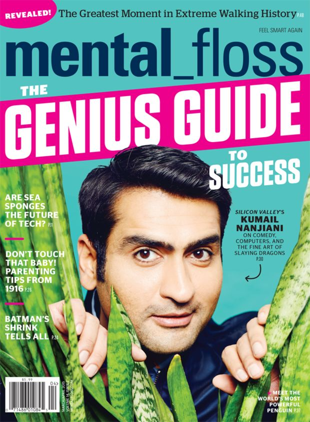 Check Out Mental_Floss Magazine's Genius Guide to Success for Free! | Mental Floss
