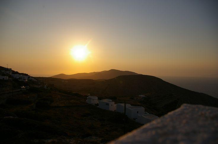 Oblivion, Folegandros