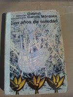 Cien años de Soledad. Gabriel García Márquez. Editorial Sudamericana. Colección  grandes novelas. Primera edición 1967. Se terminó de imprimir el día treinta de mayo del año  mil novecientos  sesenta y siete, en Buenos Aires Argentina.
