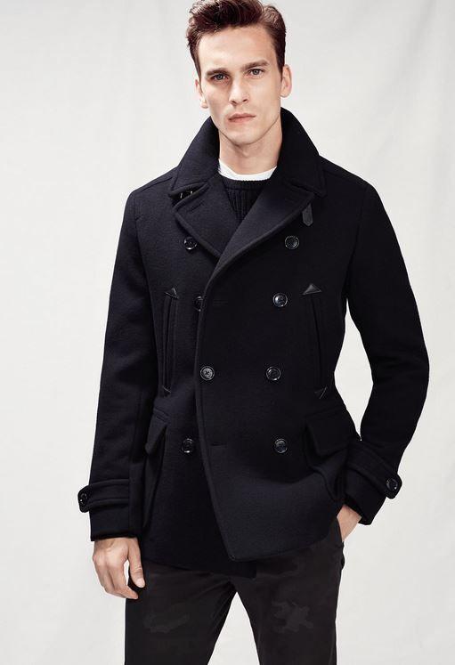 Cappotti uomo 2015: come scegliere quello giusto cappotti uomo 2015 Mango