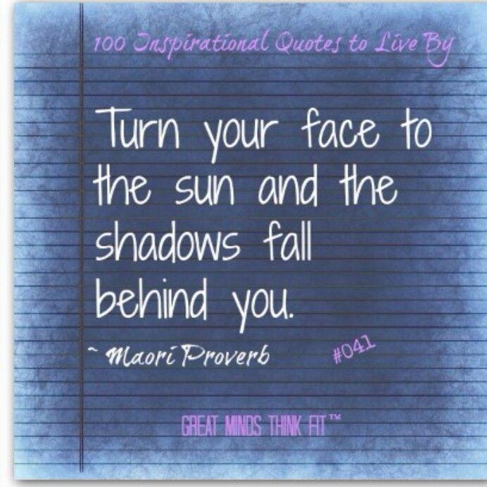 Everyone prefers the sun on their face.