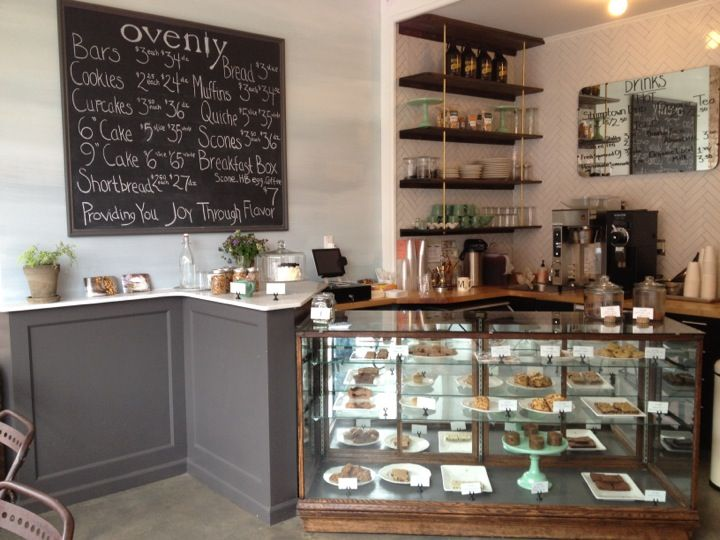 Ovenly, a creative bakery that explores culinary traditions with an unexpected twist located in Brooklyn. Their Blackout Cake is a must try!