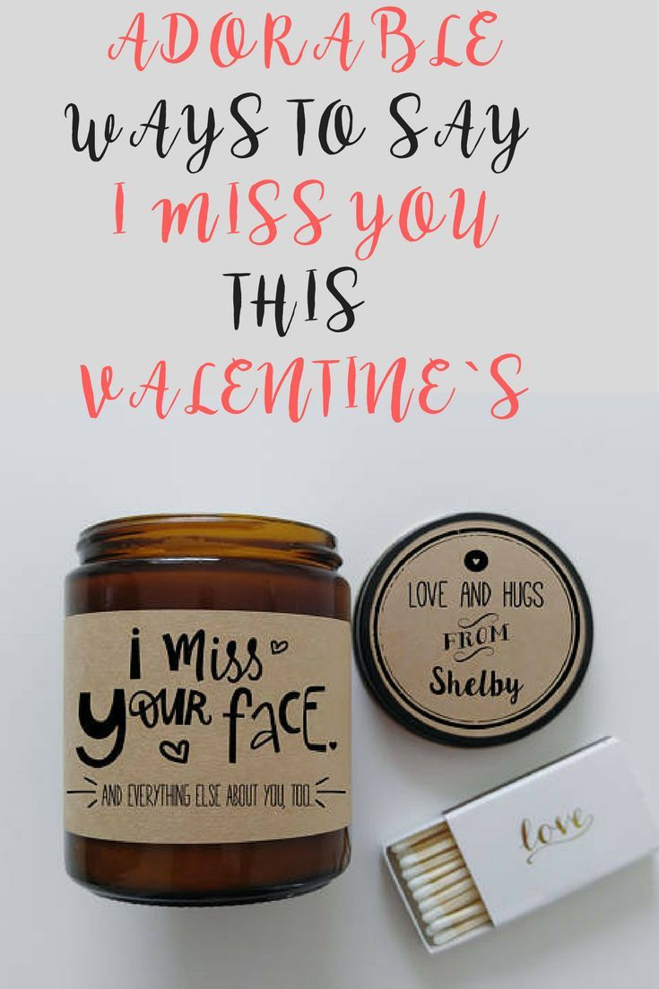 Long Distance Relationship Gift Missing You I Miss Your Face