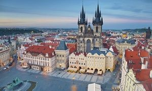 Prag: 1 bis 3 Nächte zu zweit inkl. Frühstück im 4* Wellness Hotel Step