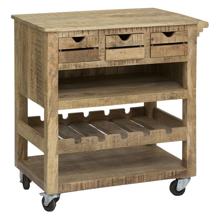 Küchenwagen Holz | acjsilva.com