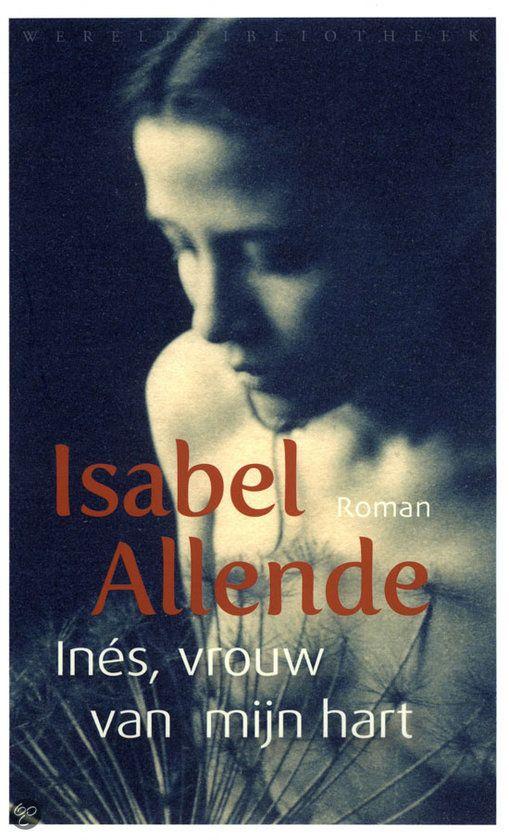 bol.com | Ines, Vrouw Van Mijn Hart, Isabel Allende | Nederlandse boeken