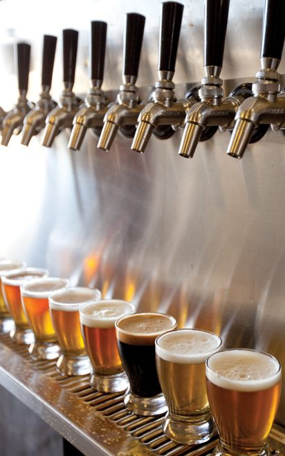Your rules: Beer-bar etiquette | DRAFT Magazine | There's probably a few more we could add...