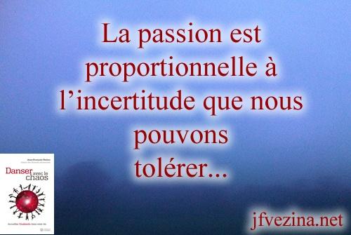 Passion...
