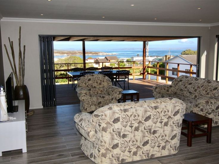 See@Sea - Beautiful big home.In quiet part of langebaan3 blocks from the beach with a excellent view and deck. Perfect for families or large groups. Build in braai and DSTV channels. ... #weekendgetaways #langebaan #westcoast #southafrica