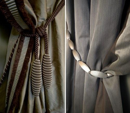 Lounge cortinas pinterest - Lazos para cortinas ...