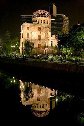 Peace Memorial, Hiroshima.