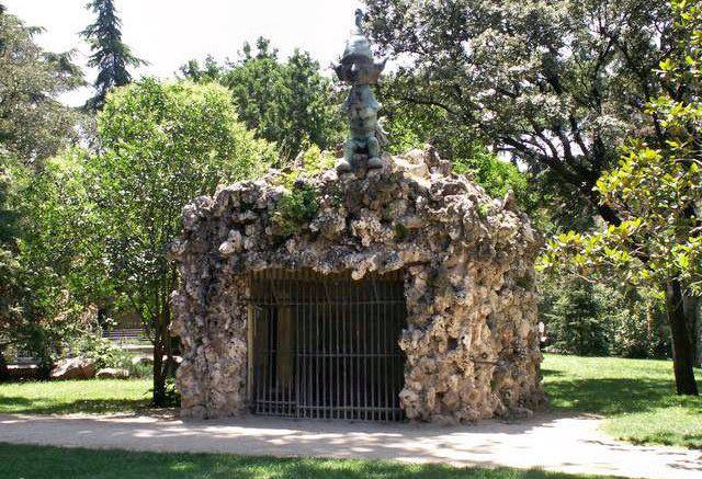 Casa de las Fieras, Parque del Buen Retiro.