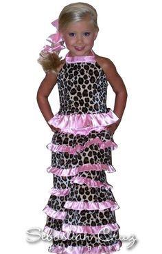 Pageant wear??