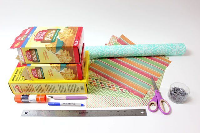10 ideas about desk drawer organizers on pinterest diy - Make your own desk organizer ...