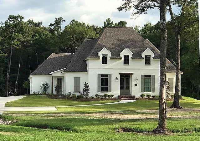 Madden Home Design Acadian House Plans French Country House Plans Landschafts Landhauser Grundriss Haus Plane Franzosische Hauser