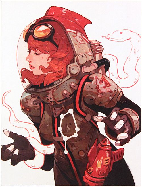 Super Punch: Retro-futuristic space show at Gallery Nucleus