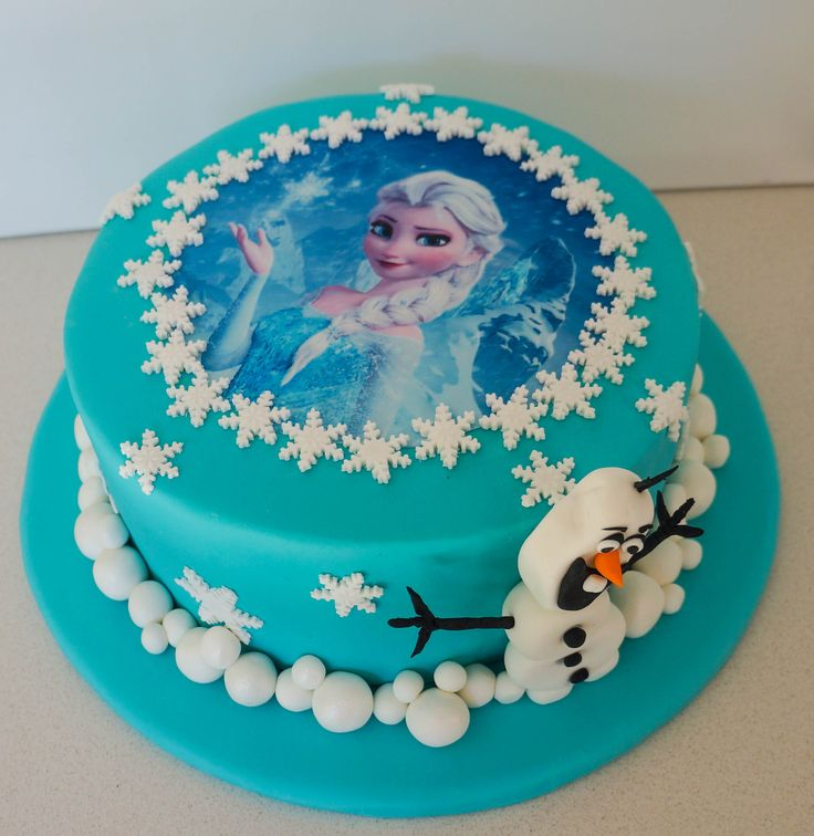 Frozen Barbie Cake Design : Best 25+ Frozen barbie cake ideas on Pinterest Elsa ...
