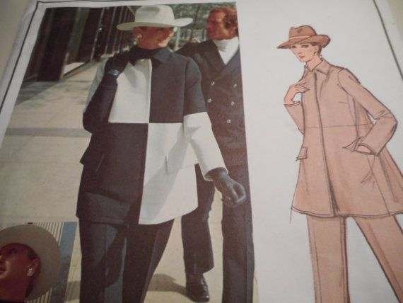 Vintage 1960's Vogue 2668 Paris Original Givenchy by TheLastPixie
