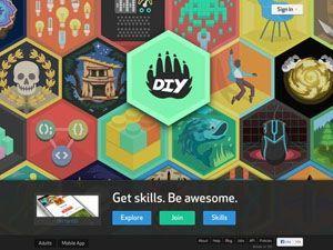 DIY Get Skills. Be Awesome – Makers di tutto il mondo, unitevi!