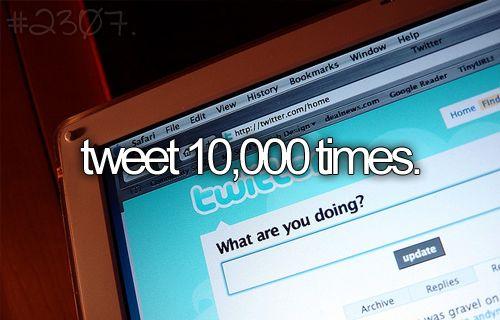 Forget Okcupid, Buckets Lists, 10000 Time, Digital Media, Media Technology, Spam Lists, Sistema Para, Tweets 10000, Social Mediatechnolog